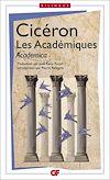 Télécharger le livre :  Les Académiques / Academica - édition bilingue