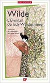 Télécharger le livre :  L'Eventail de Lady Windermere / Lady Windermere's fan, édition bilingue