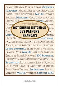 Téléchargez le livre :  Dictionnaire historique des patrons francais