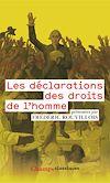 Télécharger le livre :  Les déclarations des droits de l'homme