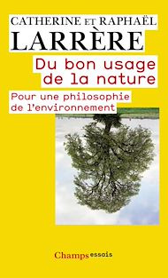 Téléchargez le livre :  Du bon usage de la nature