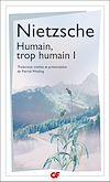 Télécharger le livre :  Humain, trop humain (Tome 1)