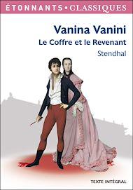 Téléchargez le livre :  Vanina Vanini - Le Coffre et le Revenant