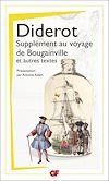 Télécharger le livre :  Supplément au voyage de Bougainville et autres textes