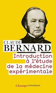 Téléchargez le livre :  Introduction à l'étude de la médecine expérimentale