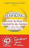 Télécharger le livre :  Une brève histoire du temps. Du Big Bang aux trous noirs