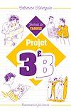 Télécharger le livre :  Projet 3e B (Tome 2) - Journal de Yanis