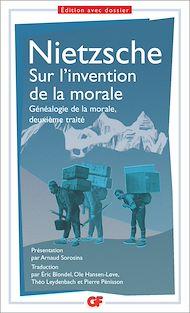 Téléchargez le livre :  Sur l'invention de la morale