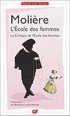 Télécharger le livre :  L'École des femmes – La Critique de l'École des femmes