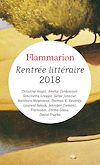 Télécharger le livre :  Catalogue Flammarion - Rentrée littéraire 2018