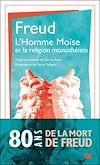 Télécharger le livre :  L'Homme Moïse et la religion monothéiste