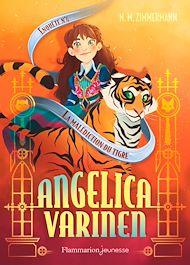Téléchargez le livre :  Angelica Varinen (Enquête N° 4) - La malédiction du tigre