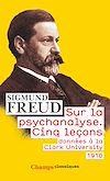Télécharger le livre :  Sur la psychanalyse