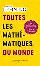 Télécharger le livre : Toutes les mathématiques du monde