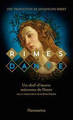Téléchargez le livre :  Rimes, édition bilingue