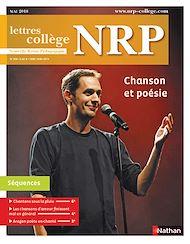 Téléchargez le livre :  NRP Collège - Chanson et poésie - Mai-Juin 2018 (Format PDF)