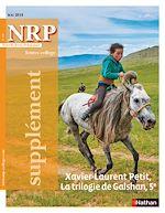 Download this eBook NRP Supplément Collège - Xavier-Laurent Petit, La trilogie de Galshan – Mai/Juin 2018