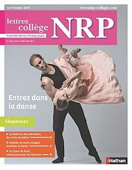 Téléchargez le livre :  NRP Collège - Entrez dans la danse - Novembre 2018 (Format PDF)