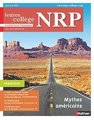 Téléchargez le livre :  NRP Collège - Mythes américains - Janvier 2019 - (Format PDF)