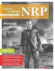 Téléchargez le livre :  NRP Collège - Monstres et créatures - Mars 2019 - (Format PDF)