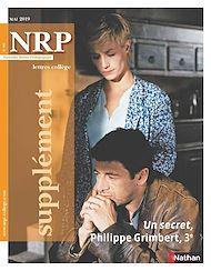 Téléchargez le livre :  NRP Supplément Collège - Un secret, Philippe Grimbert - Mai/Juin 2019