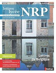 Téléchargez le livre :  NRP Lycée - Lettres de Belgique - Mars 2019 (Format PDF)