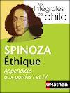 Télécharger le livre :  Intégrales de Philo - SPINOZA, Ethique (Appendices aux parties I et IV)