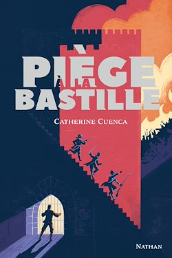 Download the eBook: Piège à la Bastille - Dès 13 ans