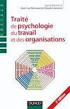 Télécharger le livre :  Traite de psychologie du travail et des organisations - 2ème édition