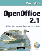 Téléchargez le livre :  OpenOffice 2.1
