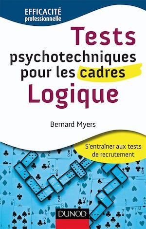 Téléchargez le livre :  Tests psychotechniques pour les cadres