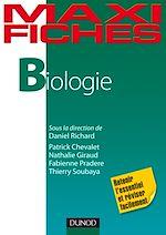 Download this eBook Maxi fiches de Biologie