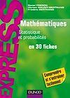 Télécharger le livre :  Mathématiques L1/L2 : Statistique et Probabilités