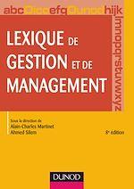 Télécharger cet ebook : Lexique de gestion et de management - 8ème édition