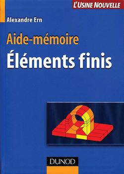 Vignette du livre Aide-mémoire Éléments Finis