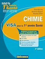 Téléchargez le livre :  Chimie Visa pour la L1 Santé - 2e édition