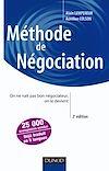 Télécharger le livre :  Méthode de négociation - 2e éd.