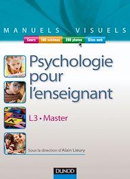 Téléchargez le livre :  Manuel visuel de psychologie pour l'enseignant