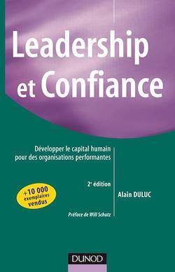 Vignette du livre Leadership et confiance : Développer le capital humain