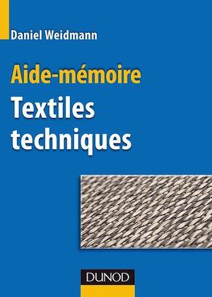 Téléchargez le livre :  Aide-mémoire Textiles techniques