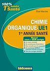 Télécharger le livre :  Chimie organique-UE1 1re année Santé