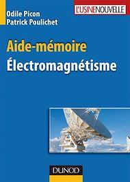 Téléchargez le livre :  Aide-mémoire d'électromagnétisme