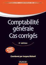 Download this eBook Comptabilité générale. Cas corrigés - 2e édition