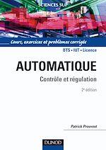 Téléchargez le livre :  Automatique - Contrôle et régulation 2/e