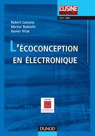 Téléchargez le livre :  L'écoconception en électronique