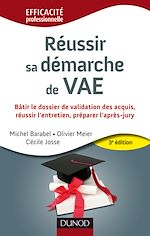 Download this eBook Réussir sa démarche de VAE - 3e édition
