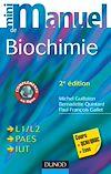 Télécharger le livre :  Mini Manuel de Biochimie - 2e éd.