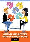 Télécharger le livre :  Quand vos gestes parlent pour vous