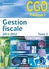 Télécharger le livre :  Gestion fiscale 2011-2012 - Tome 2 - 10e éd.