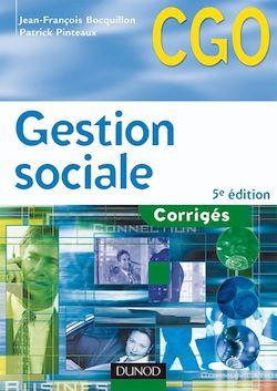 Gestion sociale - 5e éd.